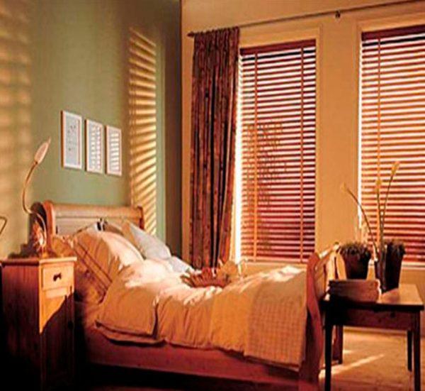persianas-horizontales-de-madera-para-dormitorios